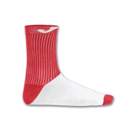 SHORT SOCK - Red/White