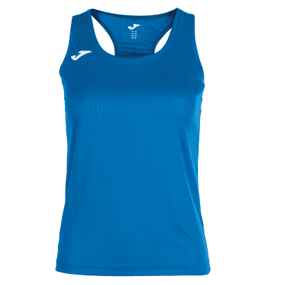 SIENA SLEEVELESS TRAINING SHIRT - Royal