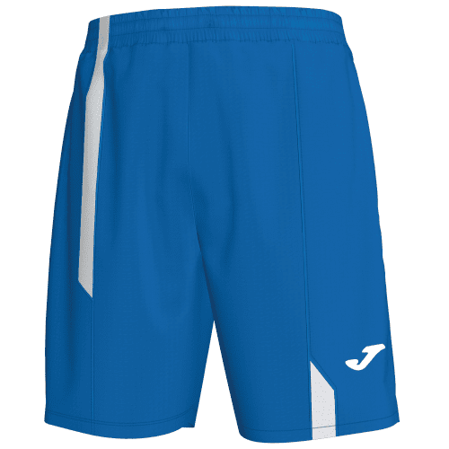 SUPERNOVA BERMUDA SHORT - Royal/White