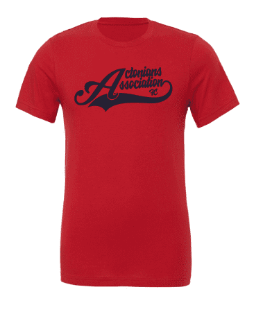 Surf Style T - Red - AAFC
