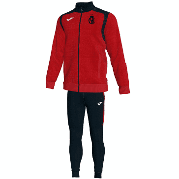 TRACKSUIT - Red/Black - CSFC