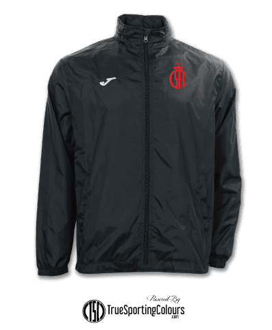 Training Splash Jacket - Black - CSFC