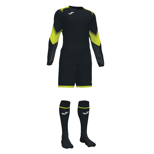 ZAMORA V (GK) - Black/Fluor Yellow