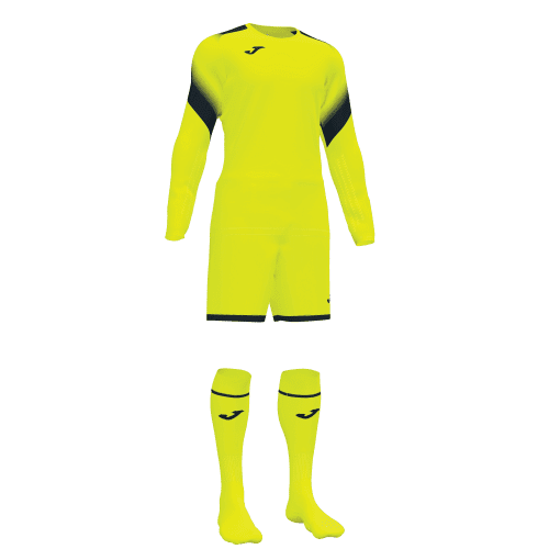 ZAMORA V (GK) - Fluor Yellow/Black