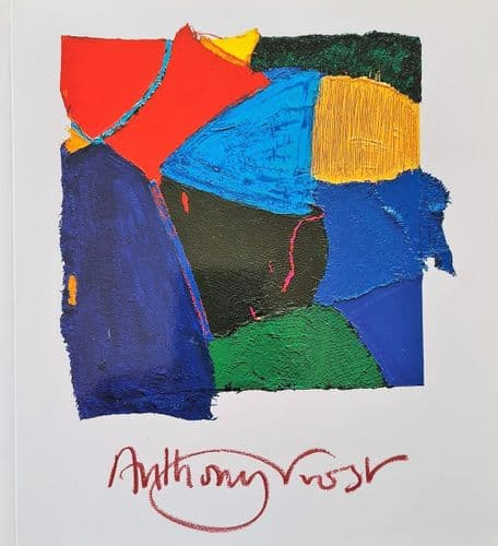 Anthony Frost Sun Zoom Spark Exhibition Catalogue