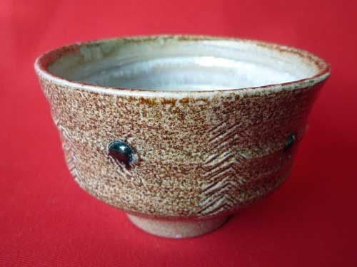 Ray Finch Small Incised Tea Bowl