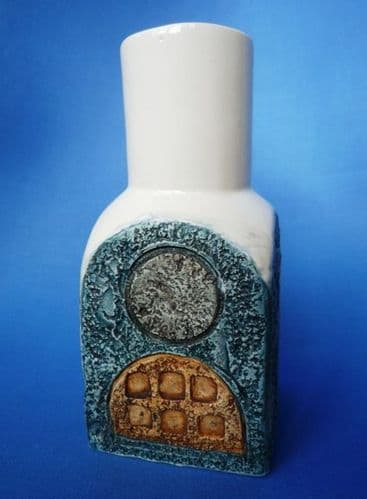 Troika Pottery Spice Jar by Louise Jinks
