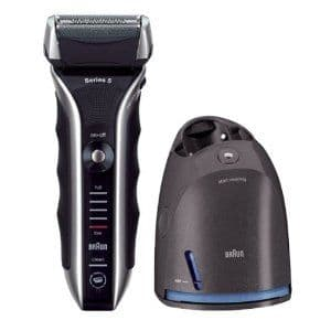 Braun 590-3, Series 5. Main and Recharge DISCONTINUED- PLEASE CALL FOR UPDATES ON NEW MODELS