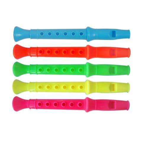 60 x Plastic Recorders Penny Whistles - Wholesale Bulk Buy