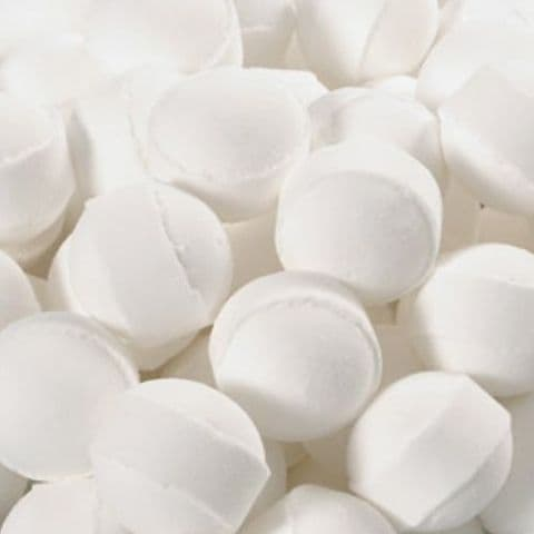 70 x Snowmusk Mini Bath Marbles Fizzers Bath Bubble & Beyond 10g