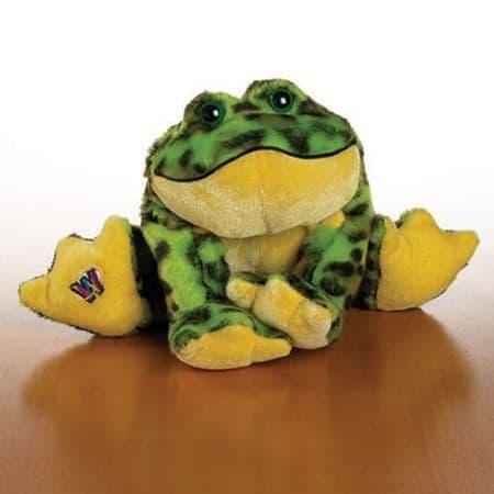 Bull Frog - Webkinz Lil Kinz Plush Toy