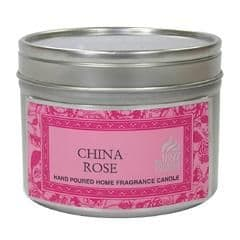 CHINA ROSE - Shearer Scented Candle - TIN - 20 Hours