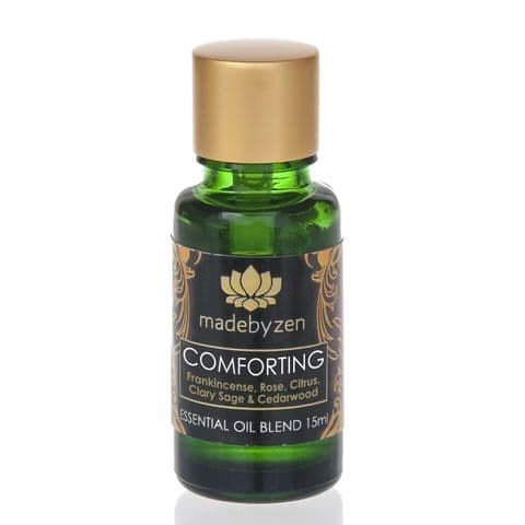 COMFORTING Purity Range - Scented Essential Oil Blend Made By Zen 15ml