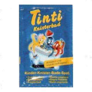 CRACKLING Bath Pops - TINTI Knisterbad - 1 x Single Sachet