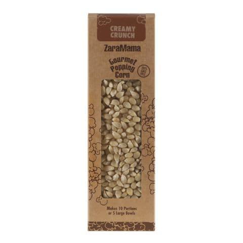 Creamy Crunch - ZaraMama Popcorn Gourmet Popping Corn Gift Box 400g