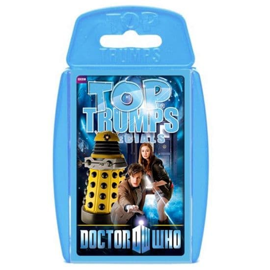 Doctor Who 2011 - TOP TRUMPS Specials
