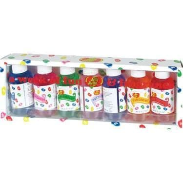 Jelly Belly BATH & SHOWER GEL - Set of 7 - Body Washes