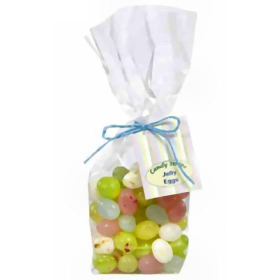 Jelly Eggs CANDY STRIPE Mini Easter Sweets 200g