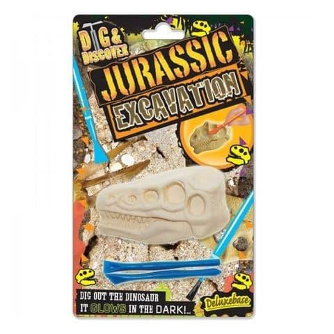 Jurassic Dinosaur Excavation - Dig & Discover Science Kit
