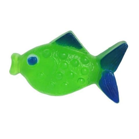 Lemon Lime Green Fish Soap - Bath Bubble & Beyond 180g