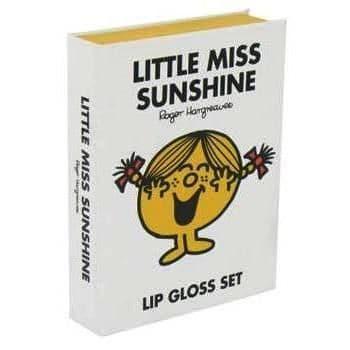 Little Miss SUNSHINE - Lip Gloss Set In Book Case