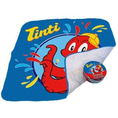 Magic Towel - TINTI Zaubertuch - Bath Flannel Facecloth