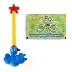 Magic Wand - TINTI Zauberstab - Includes 1 x Green Bath Colour Tablet