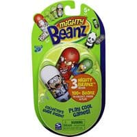 Mighty BEANZ Jumbo Sized Jumping Beans - Pack of 3
