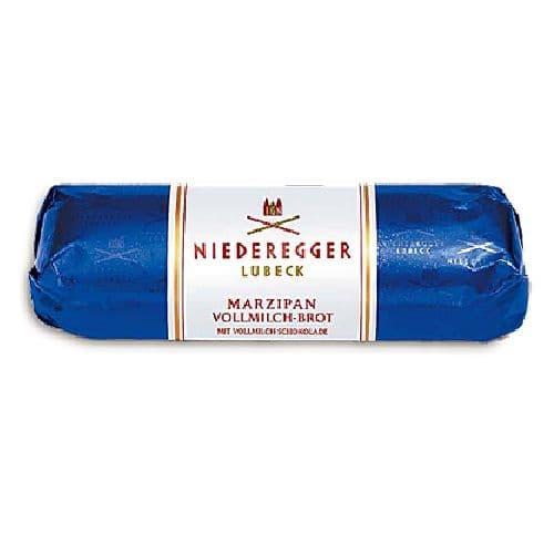Milk Chocolate Marzipan Niederegger Classic Loaf 125g