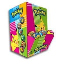 POKEMON Soft PLAY BALL Surprise Lucky Dip Play Balls - 6 To Collect
