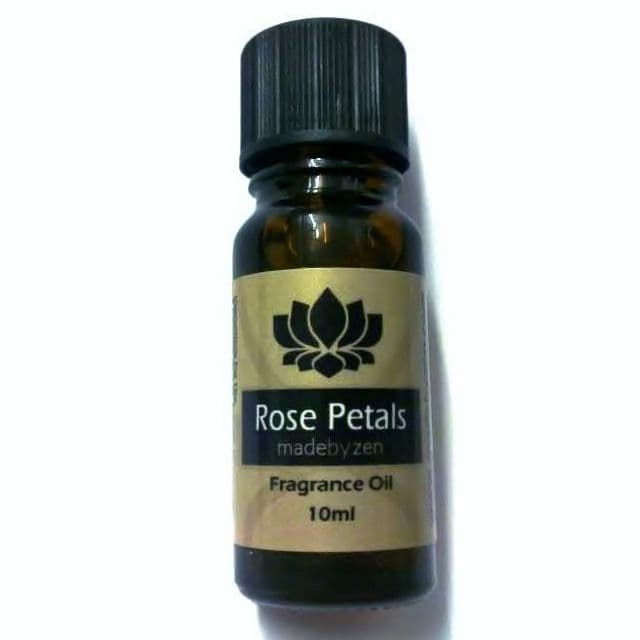 ROSE PETALS - Classic Scented Fragrance Oil Made By Zen 10ml