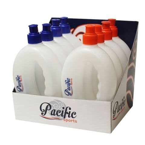 Running Sports Water Bottle 500ml by Pacific Bonnington Plastics
