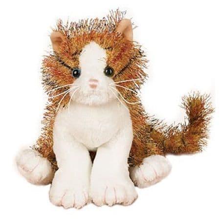 Stripey Alley Cat - Webkinz Lil Kinz Plush Toy