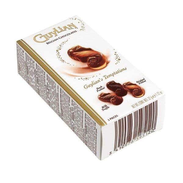 Temptations GUYLIAN Belgian Chocolates Mini Gift Box 33g