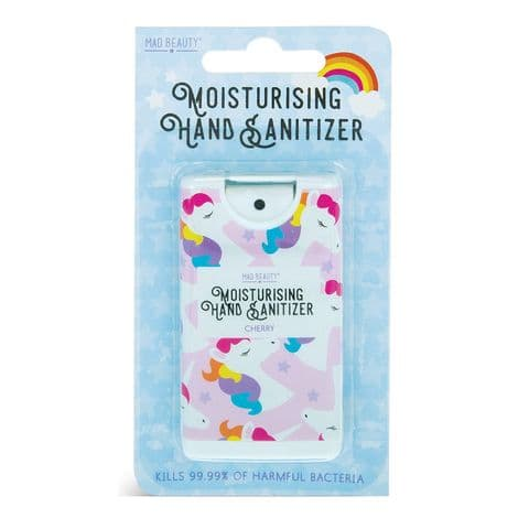Unicorns & Rainbows Moisturising Hand Sanitizer Spray (1 Supplied)