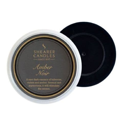 Amber Noir Scented Wax Melt - Shearer Candles