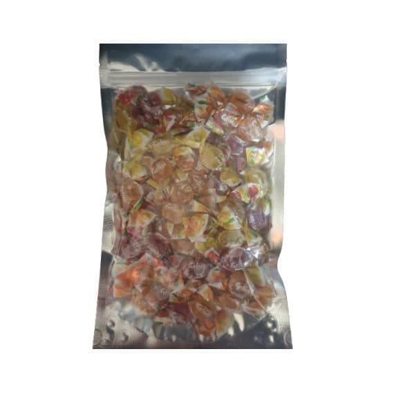 Assorted Fruit Jellies Gelees - No Added Sugar Free Sweets Farbo 200g
