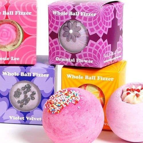 Bath Fizzers, Bombs & Creamers