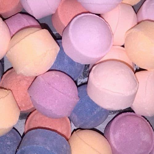 Bath Marbles & Heart Fizzers