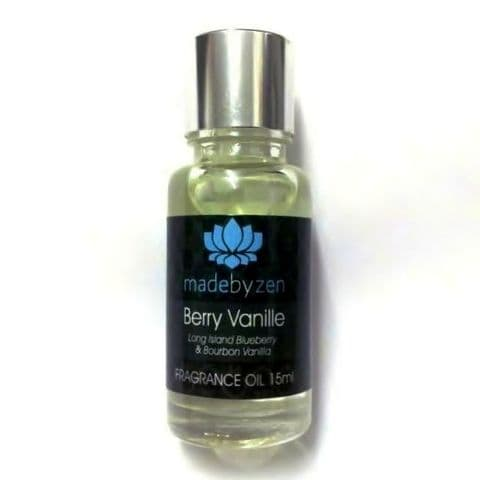 Berry Vanille - Signature Scented Fragrance Oil Made By Zen 15ml