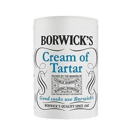 Borwick's Cream of Tartar 80g