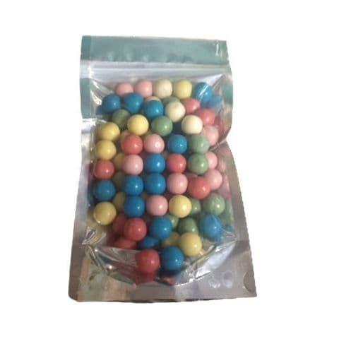 Bubblegum Balls Mini Gumball Machine Refills Kingsway 200g