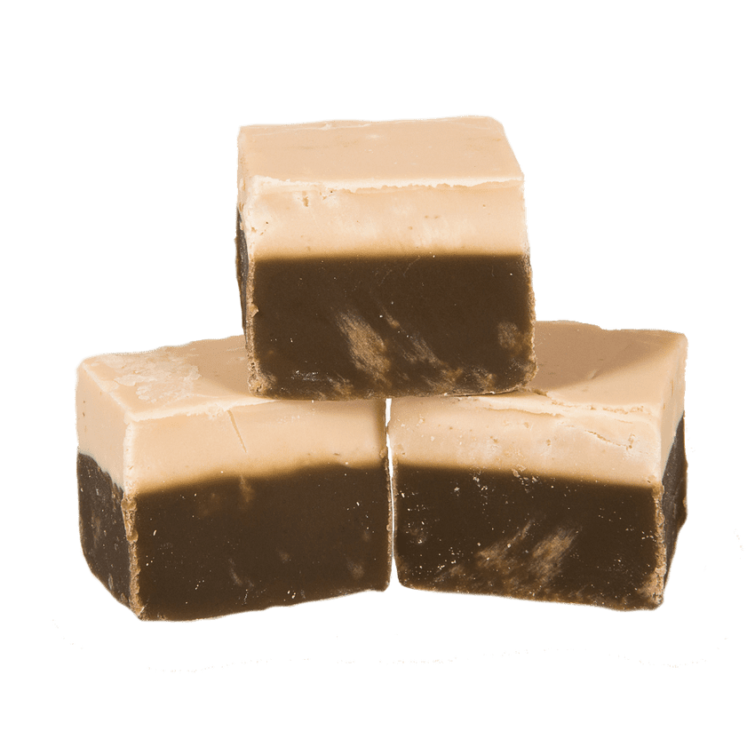 Cappuccino Coffee Flavour Luxury Hand Made Fudge Factory