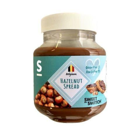Chocolate Hazelnut Spread No Added Sugar Gluten Free SWEET SWITCH 350g