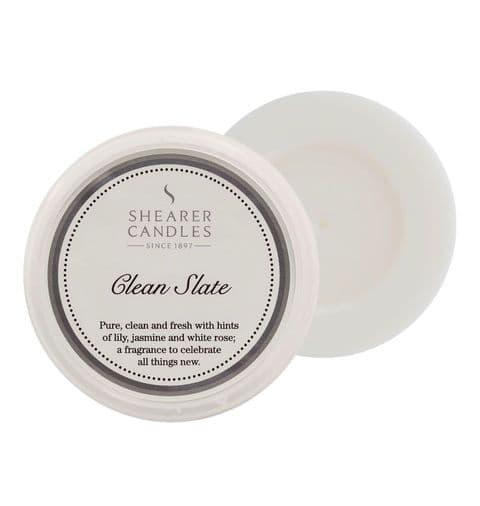 Clean Slate Scented Wax Melt - Shearer Candles