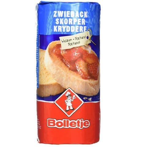 Crisp Bakes Toast Dutch Brioche Crispbreads  Bolletje 125g