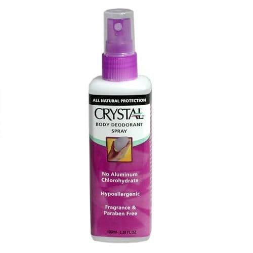 Crystal Body Deodorant - Spray - 100ml