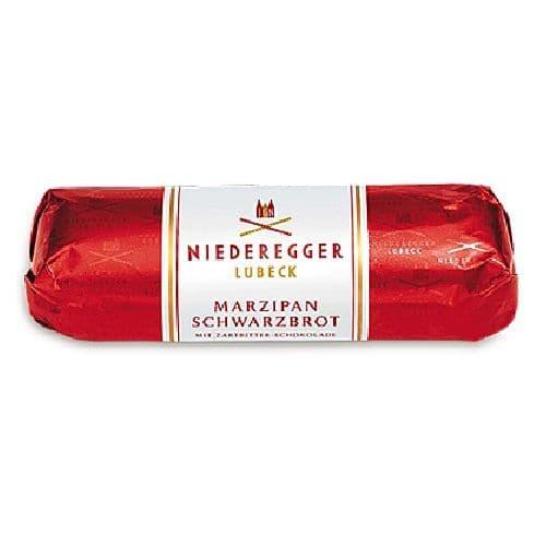Dark Chocolate Marzipan Niederegger Classic Loaf 125g