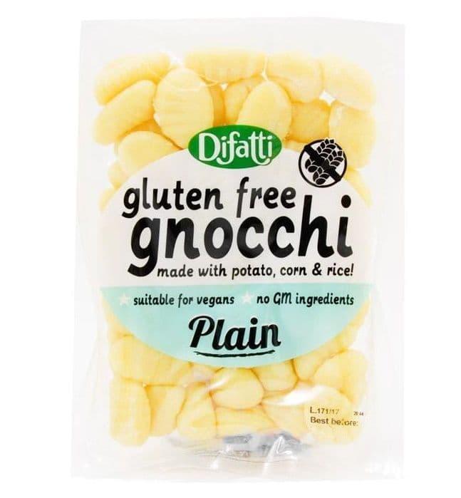 Difatti Plain Gnocchi Gluten Free 250g