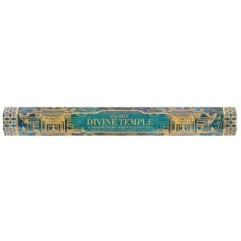 Divine Temple Jasmine Scented Indian Incense Sticks Sifcon